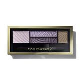 Max Factor Paletka očních stínů a stínů na obočí s aplikátorem (Smokey Eye Drama Kit) 1,8 g Odstín 01 Opulent Nudes pro ženy