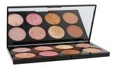 Makeup Revolution London Ultra Blush Palette Tvářenka 13 g Golden Sugar 2 pro ženy
