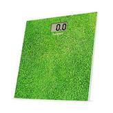 Beper Digitální skleněná osobní váha do 150 kg 40810, zelená - tráva pro ženy