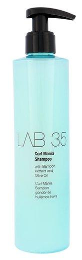 Kallos Cosmetics Lab 35 Šampon Curl Mania 300 ml pro ženy