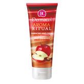Dermacol Hřejivý krém na ruce jablko a skořice Aroma ritual 100 ml pro ženy