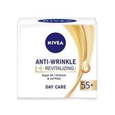 Nivea Obnovující denní krém proti vráskám 55+ (Anti-Wrinkle + Revitalizing) 50 ml pro ženy