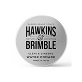 Hawkins & Brimble Pomáda na vlasy na vodní bázi s vůní elemi a ženšenu (Elemi & Ginseng Water Pomade) 100 ml pro muže