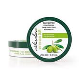 Naturalium Vyživující tělové máslo s olivovým olejem (Deep Nourishing Body Butter) 200 ml pro ženy
