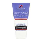 Neutrogena Denní krém na ruce Visibly Renew SPF 20 (Elasti-Boost Hand Cream) 75 ml pro ženy