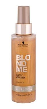 Schwarzkopf Professional Elixír pro oslnivý lesk blonďatých vlasů BLONDME (Shine Elixir) 150 ml pro ženy