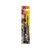 VitalCare DUO Zubní kartáček s krytkou Batman a Superman pro děti