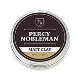 Percy Nobleman Matující vosk na vlasy s jílem (Matt Clay) 100 ml pro muže