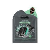 Freeman Detoxikační látková maska Aktivní uhlí a mořská sůl (Detoxifying Sheer Mask) 25 ml pro ženy