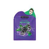 Freeman Hloubkově čisticí látková maska Tea Tree a ostružina (Deep Clearing Mask) 25 ml pro ženy