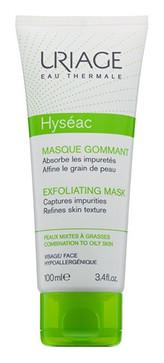 Uriage Peelingová maska pro smíšenou a mastnou pleť Hyséac (Exfoliating Mask) 100 ml unisex