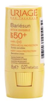 Uriage Ochranná tyčinka na citlivá místa SPF 50+ Bariésun (Stick Invisible) 8 g unisex