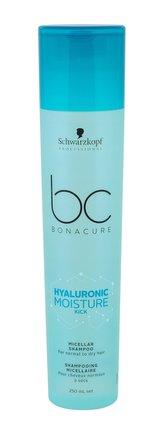 Schwarzkopf BC Bonacure Hyaluronic Moisture Kick Šampon 250 ml pro ženy