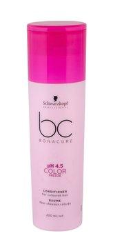 Schwarzkopf BC Bonacure pH 4.5 Color Freeze Kondicionér 200 ml pro ženy