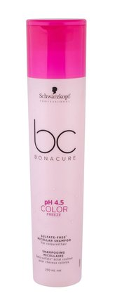 Schwarzkopf BC Bonacure pH 4.5 Color Freeze Šampon 250 ml pro ženy