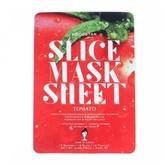 Kocostar Hydratační a rozjasňující plátková maska Rajče (Slice Sheet Mask) 20 ml pro ženy