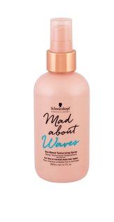 Schwarzkopf Mad About Waves Pro podporu vln Sea Blend Texturizing Spray 200 ml pro ženy