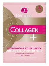 Dermacol Collagen+ Pleťová maska 2x8 g pro ženy