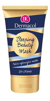 Dermacol Sleeping Beauty Mask Pleťová maska 150 ml pro ženy