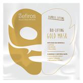 Sefiros Pleťová maska s minerály z Mrtvého moře Gold Mask 20 ml pro ženy