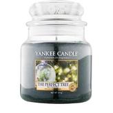 Yankee Candle Aromatická svíčka Classic střední The Perfect Tree 411 g unisex