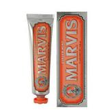Marvis Marvis Ginger Mint - Zubní pasta s příchutí máty a zázvoru 85 ml pro ženy