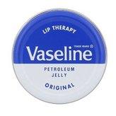 Vaseline Lip Therapy Balzám na rty Original Tin 20 g pro ženy