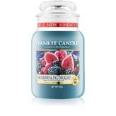 Yankee Candle Mulberry & Fig Delight Candle ( moruše a fíky ) - Vonná svíčka 623. ml pro ženy