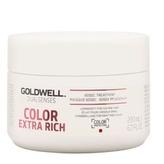 Goldwell Dualsenses Color Extra Rich Maska na vlasy 60 Sec Treatment 500 ml pro ženy