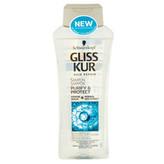 Gliss Kur Regenerační šampon Purify & Protect (Shampoo) 400 ml woman