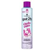 got2b Lak na vlasy pro okamžitý lesk Insta-shine (Instant Shine Hairspray) 300 ml woman