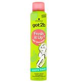 got2b Osvěžující suchý šampon Fresh it Up Extra Fresh (Dry Shampoo) 200 ml woman