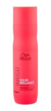 Wella Professional Šampon pro jemné a normální barvené vlasy Invigo Color Brilliance (Color Protection Shampoo) Objem 250 ml woman