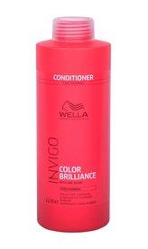 Wella Professional Kondicionér pro jemné až normální barvené vlasy Invigo Color Brilliance (Vibrant Color Conditioner) Objem 1000 ml woman