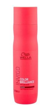 Wella Professional Šampon pro hrubé barvené vlasy Invigo Color Brilliance (Color Protection Shampoo) Objem 250 ml woman