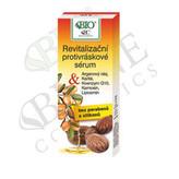 Bione Cosmetics Revitalizační protivráskové sérum Arganový olej + Karité 40 ml woman