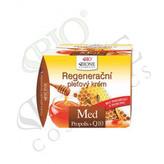 Bione Cosmetics Regenerační pleťový krém s propolisem Med + Q10 51 ml woman