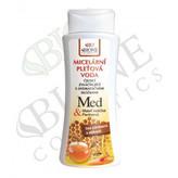 Bione Cosmetics Micelární pleťová voda Med + Q10 255 ml woman