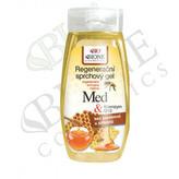 Bione Cosmetics Regenerační sprchový gel Med + Q10 260 ml woman