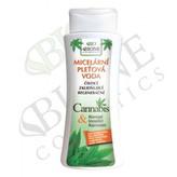 Bione Cosmetics Micelární pleťová voda Cannabis 255 ml woman