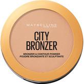 Maybelline Bronzer a konturovací pudr (Bronzer & Contour Powder) 8 g Odstín 100 Light Cool woman