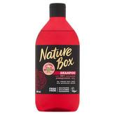 Nature Box Šampon na vlasy Granátové jablko (Shampoo) 385 ml woman