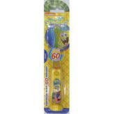 VitalCare Blikající kartáček na zuby SpongeBob child