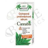 Bione Cosmetics Ochranné protivráskové sérum Cannabis 40 ml woman