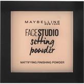 Maybelline Pudr pro matný vzhled pleti Face Studio (Setting Powder) 9 g Odstín 06 Classic woman