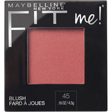 Maybelline Tvářenka Fit Me! (Blush) 5 g Odstín 45 Plum woman