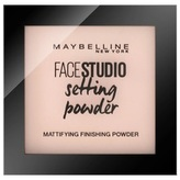 Maybelline Pudr pro matný vzhled pleti Face Studio (Setting Powder) 9 g Odstín 03 Porcelain woman