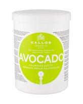 Kallos Cosmetics Avocado Maska na vlasy 1000 ml pro ženy