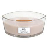 WoodWick Vonná svíčka loď Sea Salt & Vanilla 453 g unisex