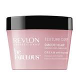 Revlon Professional Be Fabulous Maska na vlasy Texture Care Smooth Hair 500 ml pro ženy
